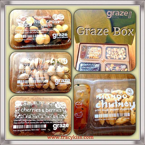 My Second Graze Box Has Arrived