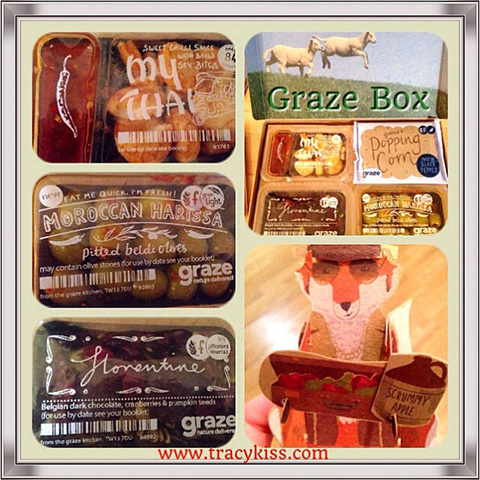 My Fourth Graze Box Review