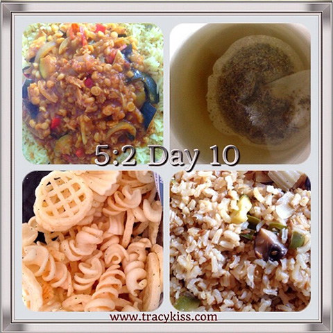 5:2 Day 10 Food