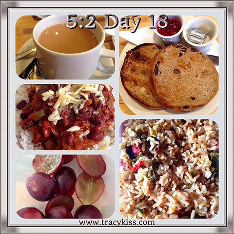 5:2 Day 18 Food