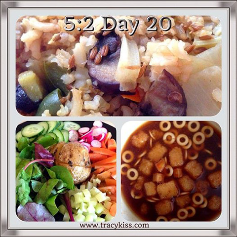 5:2 Day 20 Food