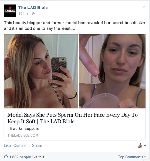 Tracy Kiss For The Lad Bible