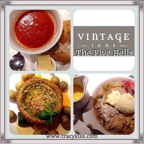 The Five Bells, Weston Turville