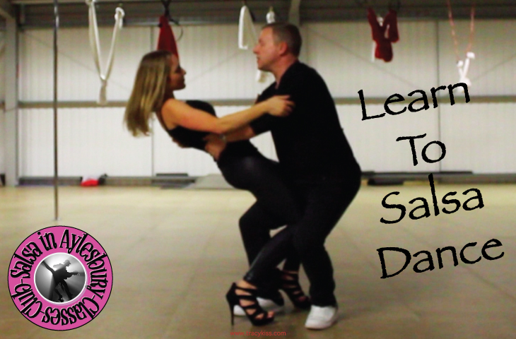 Learning To Dance With Salsa En Amor