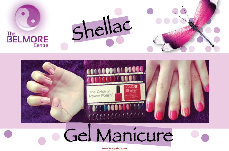 The Belmore Centre, Stoke Mandeville: Shellac Gel Manicure