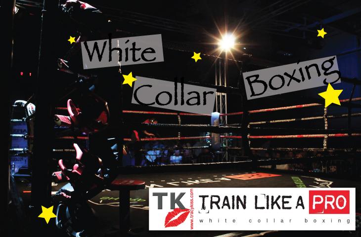 Train Like A Pro 4 White Collar Boxing