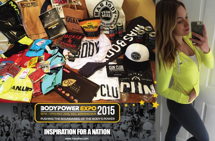 BodyPowerExpo2015 Birmingham NEC