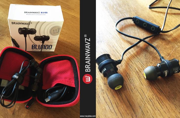 Brainwavz BLU-100 Wireless Earphones
