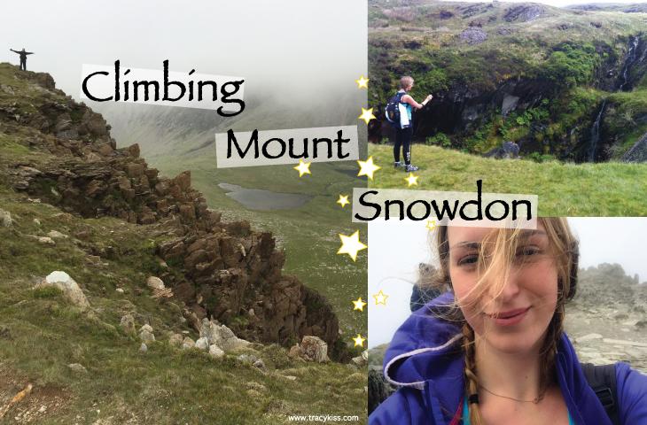 Climbing Mount Snowdon Rhyd-Ddu Path