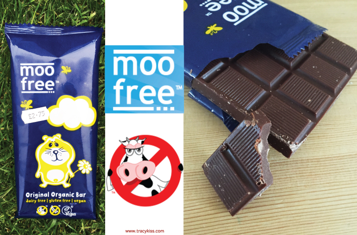 Moo Free Vegan Organic Rice Milk Chocolate