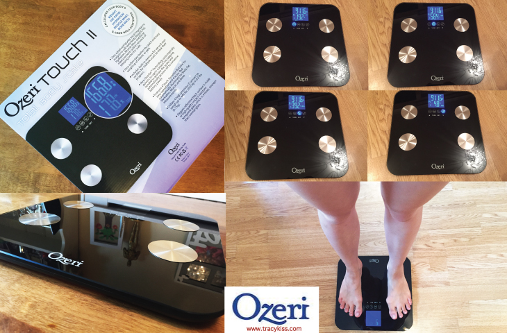 Ozeri Touch II Total Body Scale