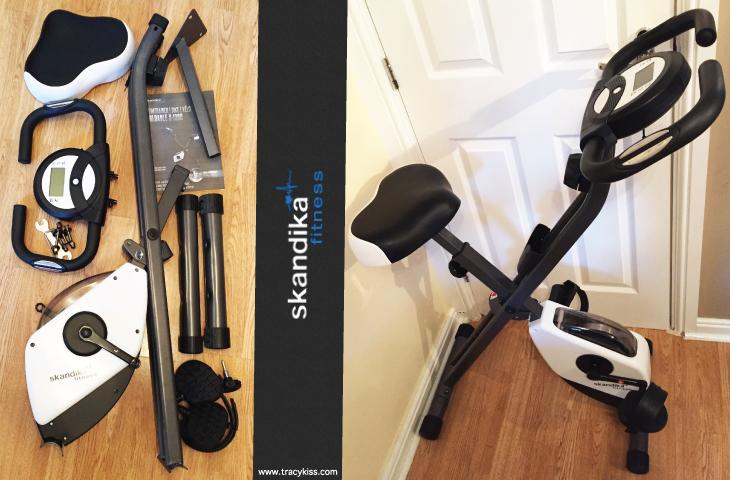 Skandia Foldable X-1000 Bike