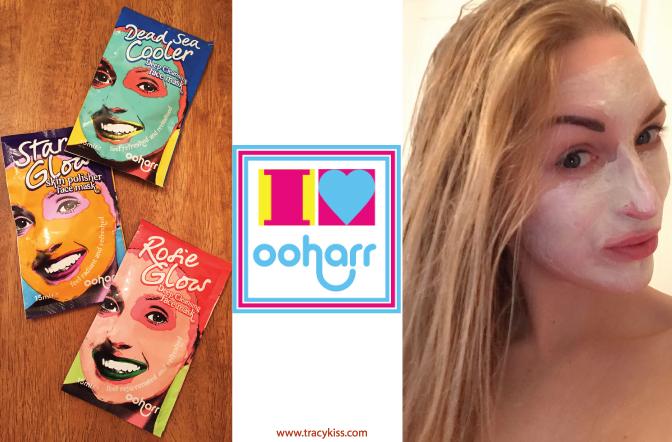 Ooharr Natural Retro Inspired Facemasks