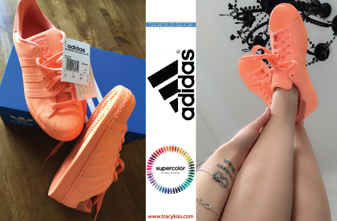 Adidas Superstar Adicolor Sun Glow