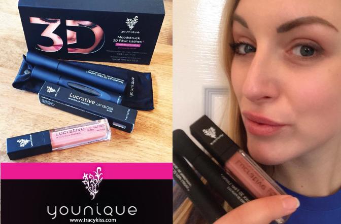 6dbd9201cdd Younique Moonstruck 3D Fiber Lashes+ & Lucrative Lipgloss - Tracy Kiss