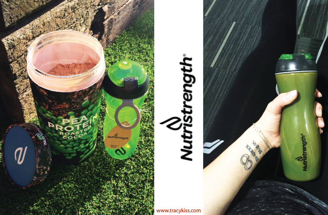 Nutristrength Vegan Pea Protein With Roasted Cocoa