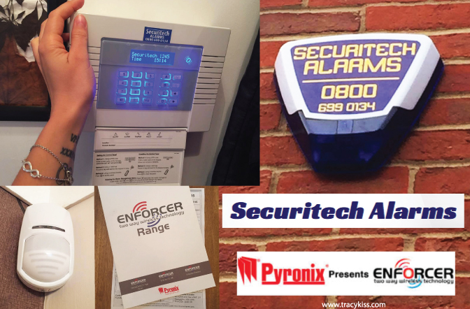 Securitech Alarms Enforcer Home Security System