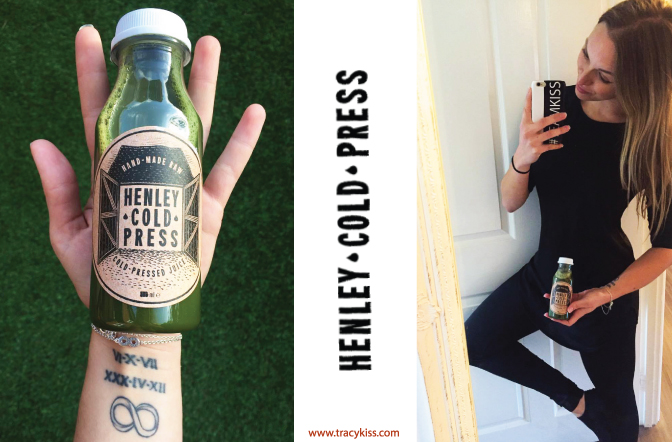 Henley Cold Press Greens With Apple Juice Cleanse