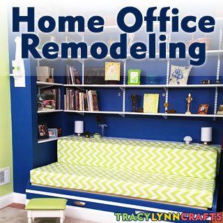 Home Office Remodeling Project