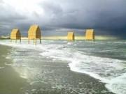 Zuidhollandse kust:  meer drama aan zee