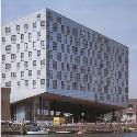 La Balena/The Whale comes  ashore in Amsterdam