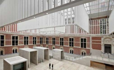 Amsterdam's Rijksmuseum:  A Gem, Newly Polished