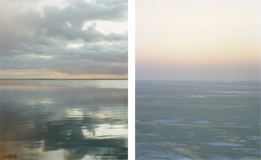 When he opens his eyes, Wout Berger sees the IJsselmeer