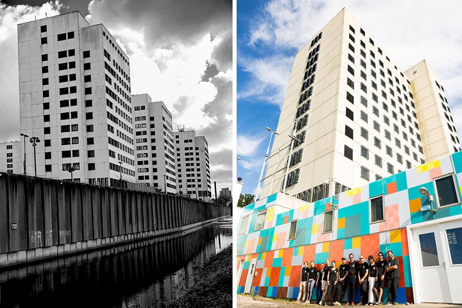 De Stad in De Ochtend: Creativiteit in de Bijlmerbajes