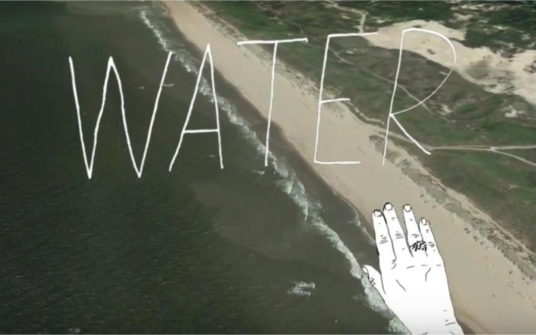 De stad in De Ochtend: Week van het Water