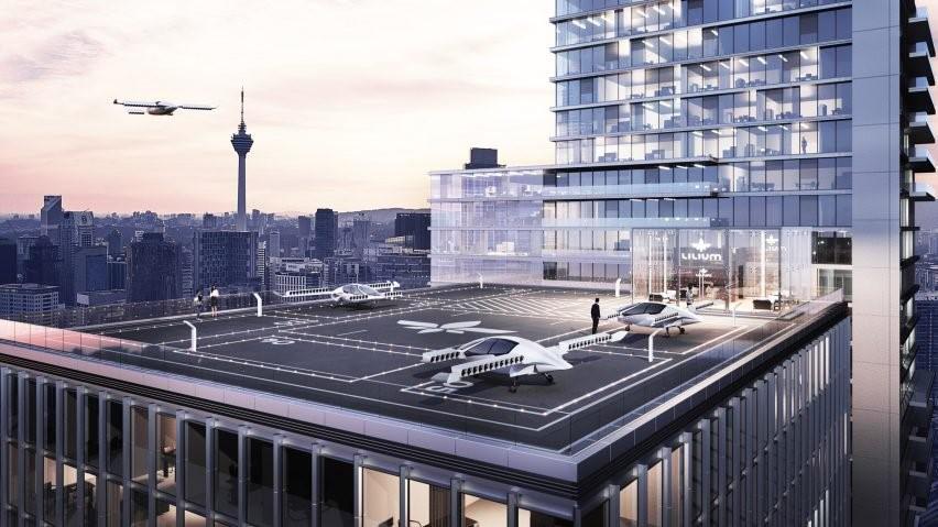 De stad in Spraakmakers: Drones veranderen de stad