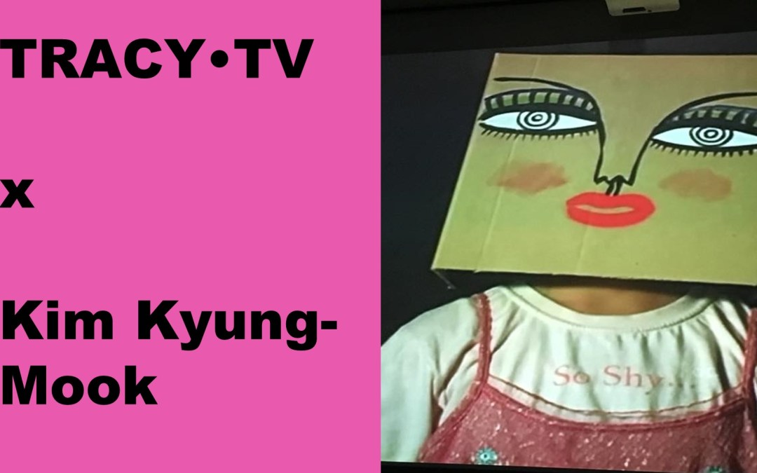 TRACY•TV #40 – Filmmaker Kim Kyung-Mook on giving a voice to homosexuals in Korea