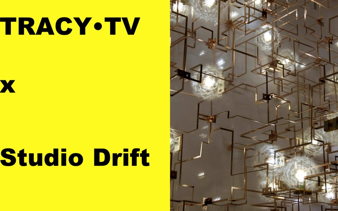 TRACY·TV #48: Studio Drift, the making of the exhibition at the Stedelijk Museum Amsterdam
