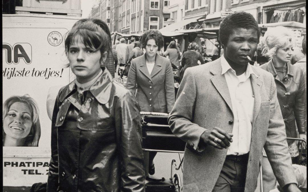 Dolf Toussaint, fotograaf van stad en politiek