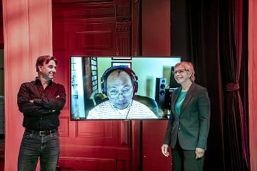 John Adams online: in gesprek met Francis Fukuyama
