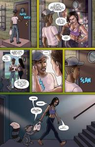 installment three tracy queen page