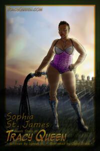 Sophia St James - Tracy Queen Cameo