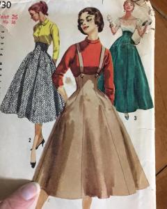 Tracy McElfresh Skirt 1950s