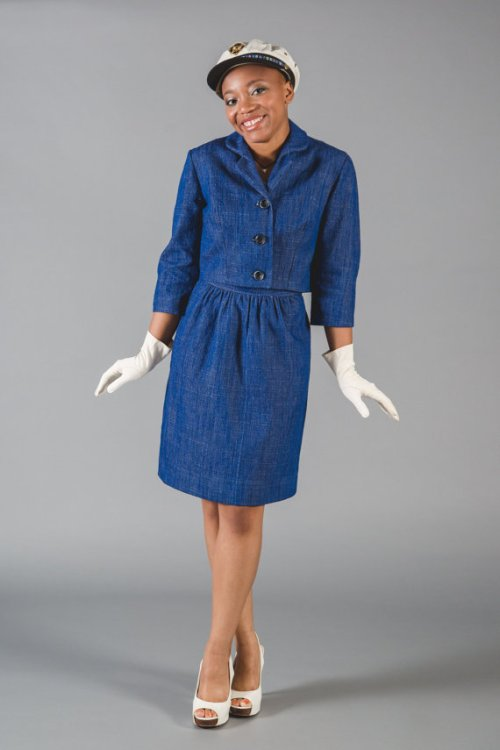 1960s Inspired Day Out Suit by Tracy McElfresh