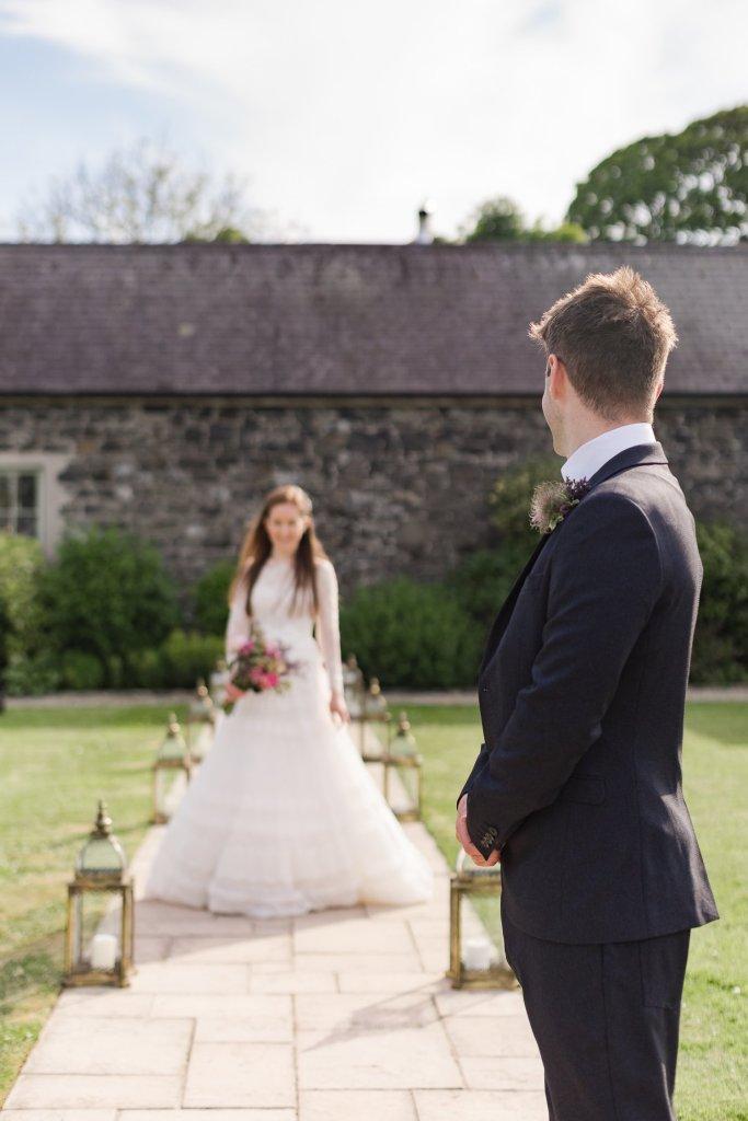 Hillmount House Lockdown Wedding ceremony