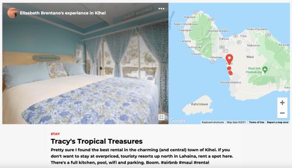 top rentals in maui hawaii