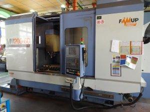 Makinate  Famup MMV 200-60 moving column machining center