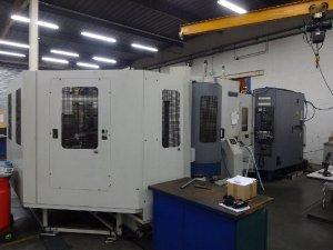 Makinate   Mori Seiki SH 500 40 horizontal machining center 1
