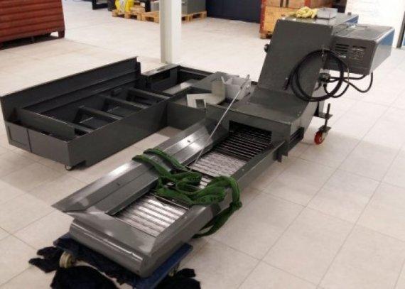 Makinate | Used HANWHA STL 32H Swiss type lathe M1701447029 4
