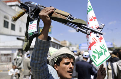 Image result for Houthi fighters, photos