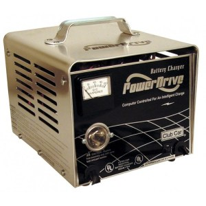 Club Car Domestic Battery Charger Service Repair Manual