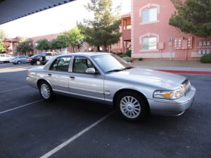2009 FordMercury Grand Marquis Workshop Repair Service
