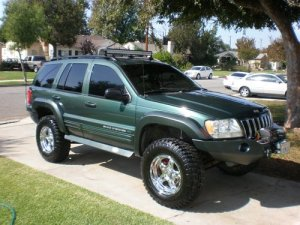 JEEP GRAND CHEROKEE WJ SERVICE & REPAIR MANUAL (1999 2000