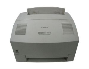 Canon LBP460  LBP465 laser beam printer Service Repair