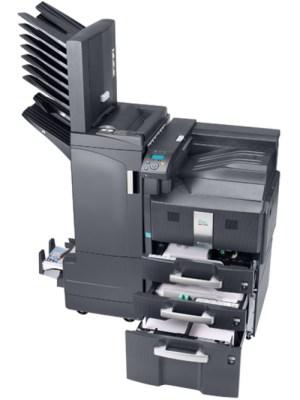 Kyocera FSC8500DN Laser Printer Service Repair Manual