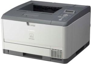 Canon LBP3460 laser beam printer PARTS CATALOG  Download
